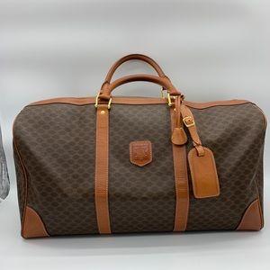 Celine Macadam 50cm Travel Bag